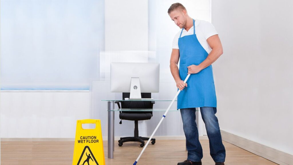 Company Providing Housekeeping Services in London
