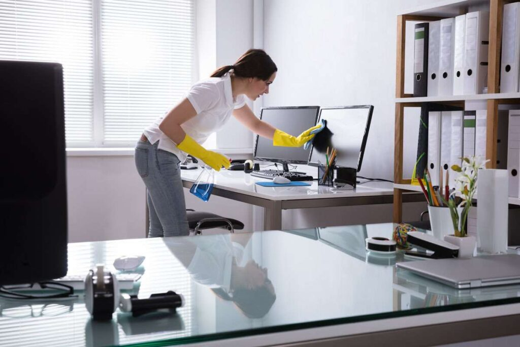 What Is the Importance of Office Cleaning in Melbourne?