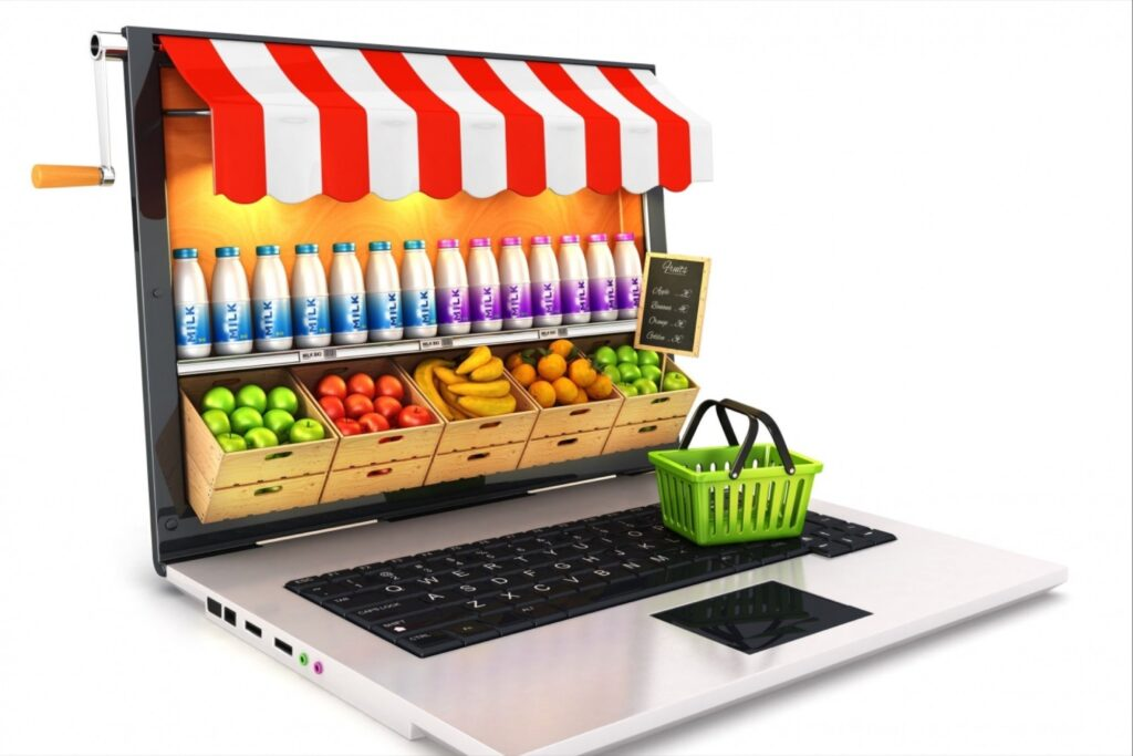 Do You Know These Amazing Advantages Of Online Grocery Shopping?