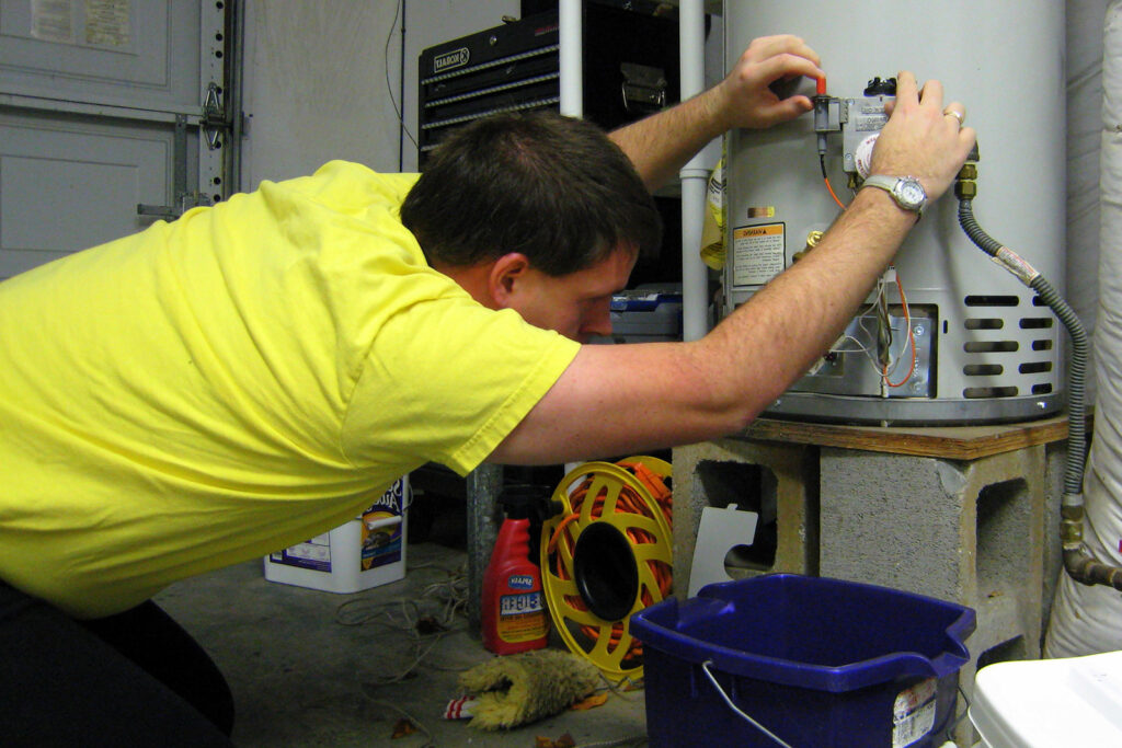 Water Heater Maintenance – Make Sure You Pay Special Attention To The Heater During Spring Cleaning