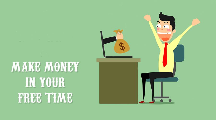 How to make money in your free time?