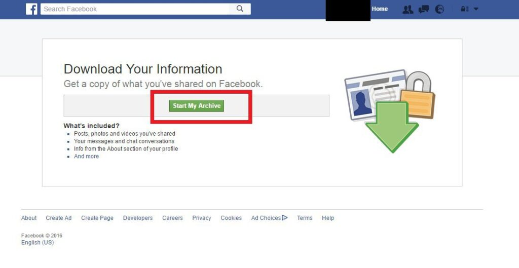 How to recover deleted Facebook posts?