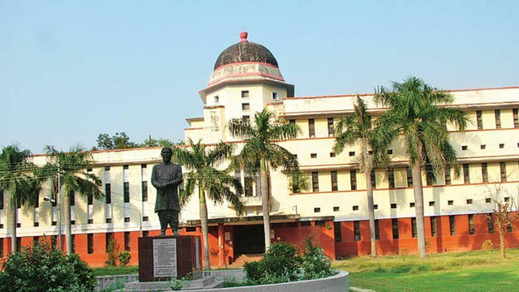 Why Study at University of Allahabad?