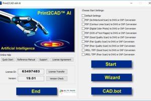 Download Print2CAD on Windows