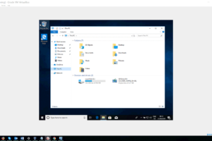 Full Screen in VirtualBox
