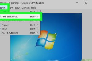 install an operating system in VirtualBox