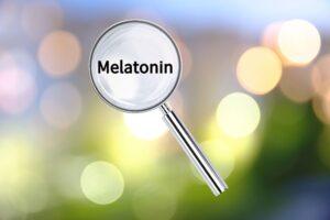 melatonin for anti aging
