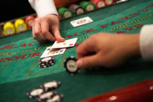 blackjack online tips
