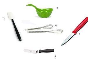 mini kitchen tools