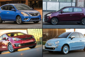 Cheapest New Cars in United States