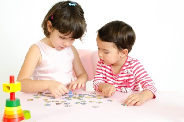 Playing The Puzzle Game