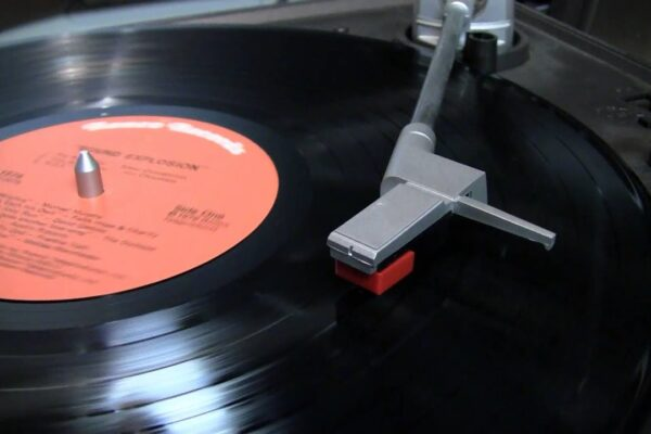 Record Player Needle