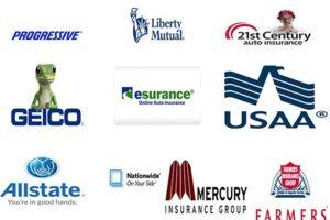 auto insurance companies in usa