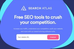 SearchAtlas seo software