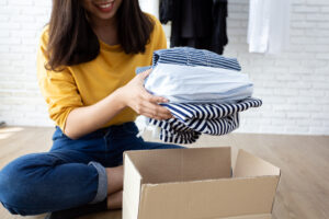 Store Your Belongings During a Big Move